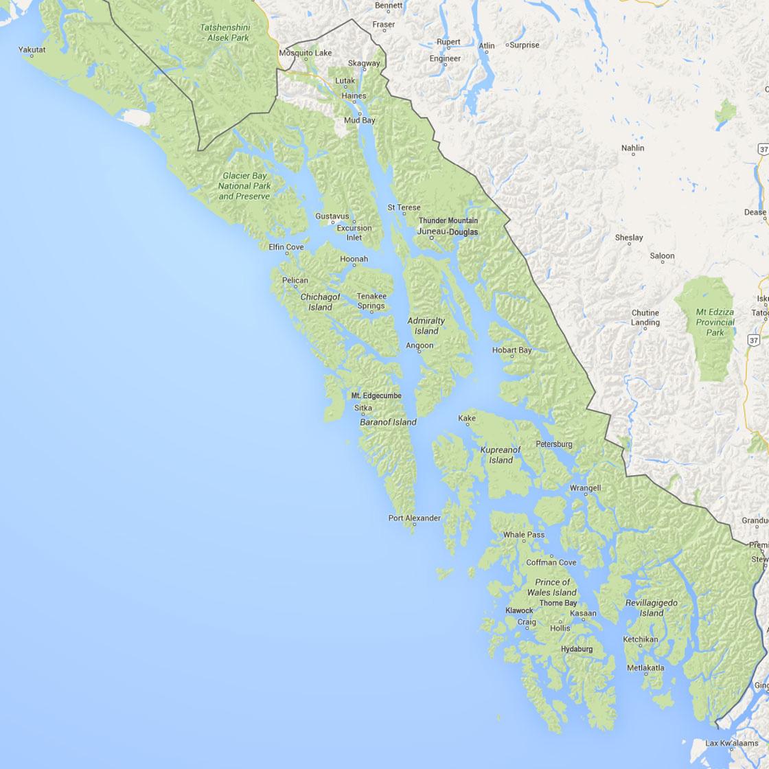 Region V Map – ASAA Region V
