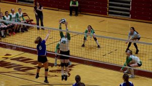 2017 2A Volleyball Championship